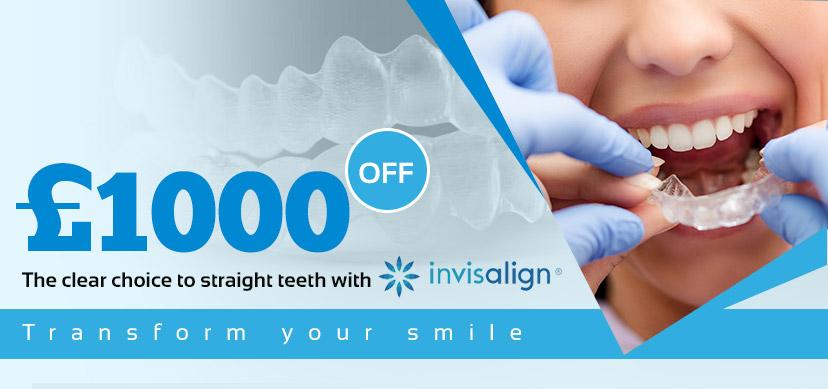 Invisalign offer - Camden Dental Practice