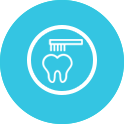 Dental Hygiene Icon - Camden Dental Practice