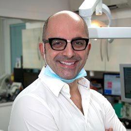 Dr. Mohesen Mobasseri - Dentist Camden
