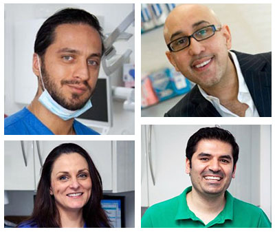 Team of Camden dentists