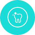 Teeth Whitening Icon - Camden Dental Practice