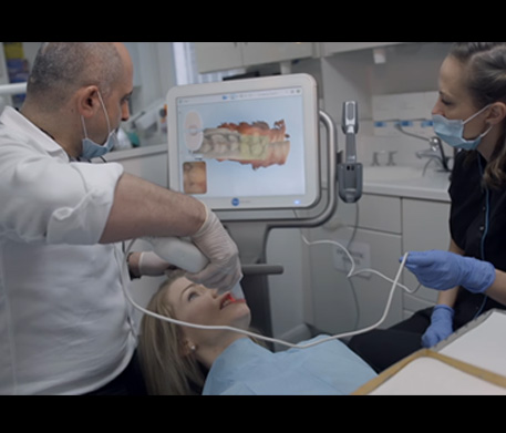Video of Invisalign by Dr Mobasseri at Camden High Street Dental Practice